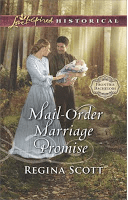 Mail-Order Marriage Promise by Regina Scott
