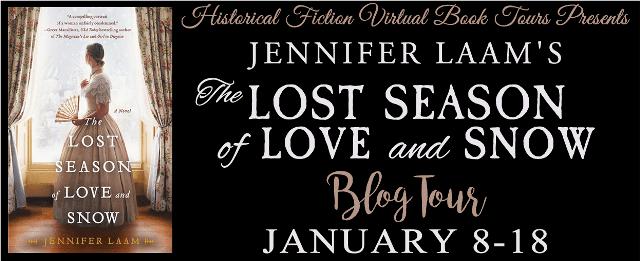 The Lost Season of Love and Snow blog tour via HFVBTs