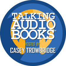 Talking Audio Books podcast badge is being used with permission of Talking Audio Books.