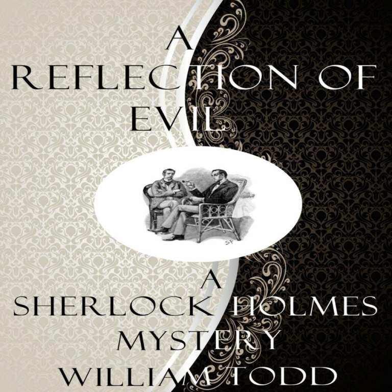 Author Guest Post | On re-writing and re-inventing adventures of Sherlock Holmes by the author William Todd
