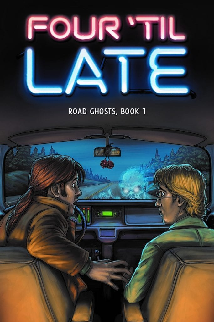 Four 'til Late by E. Chris Garrison
