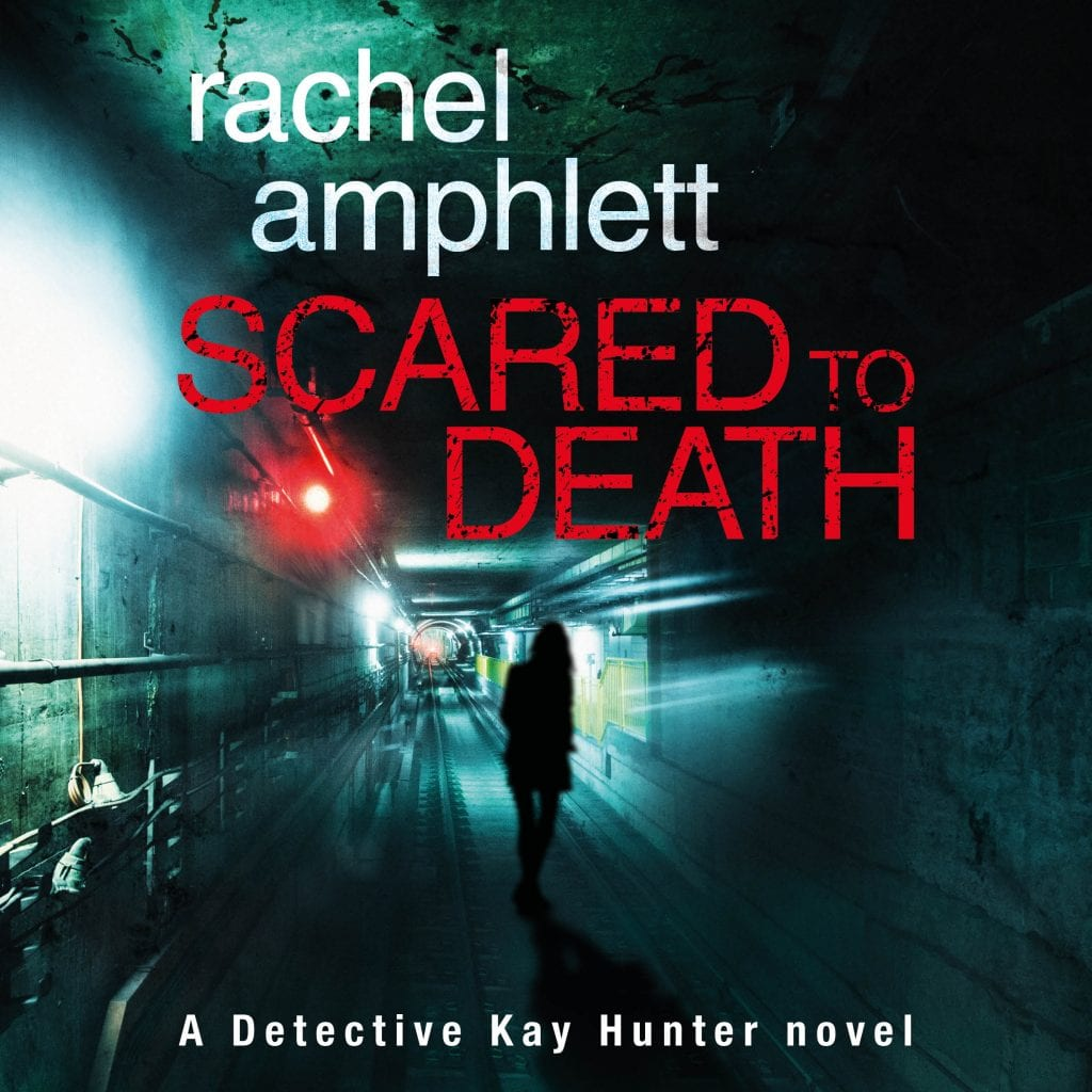 Scared to Death by Rachel Amphlett, narrated by Alison Campbell