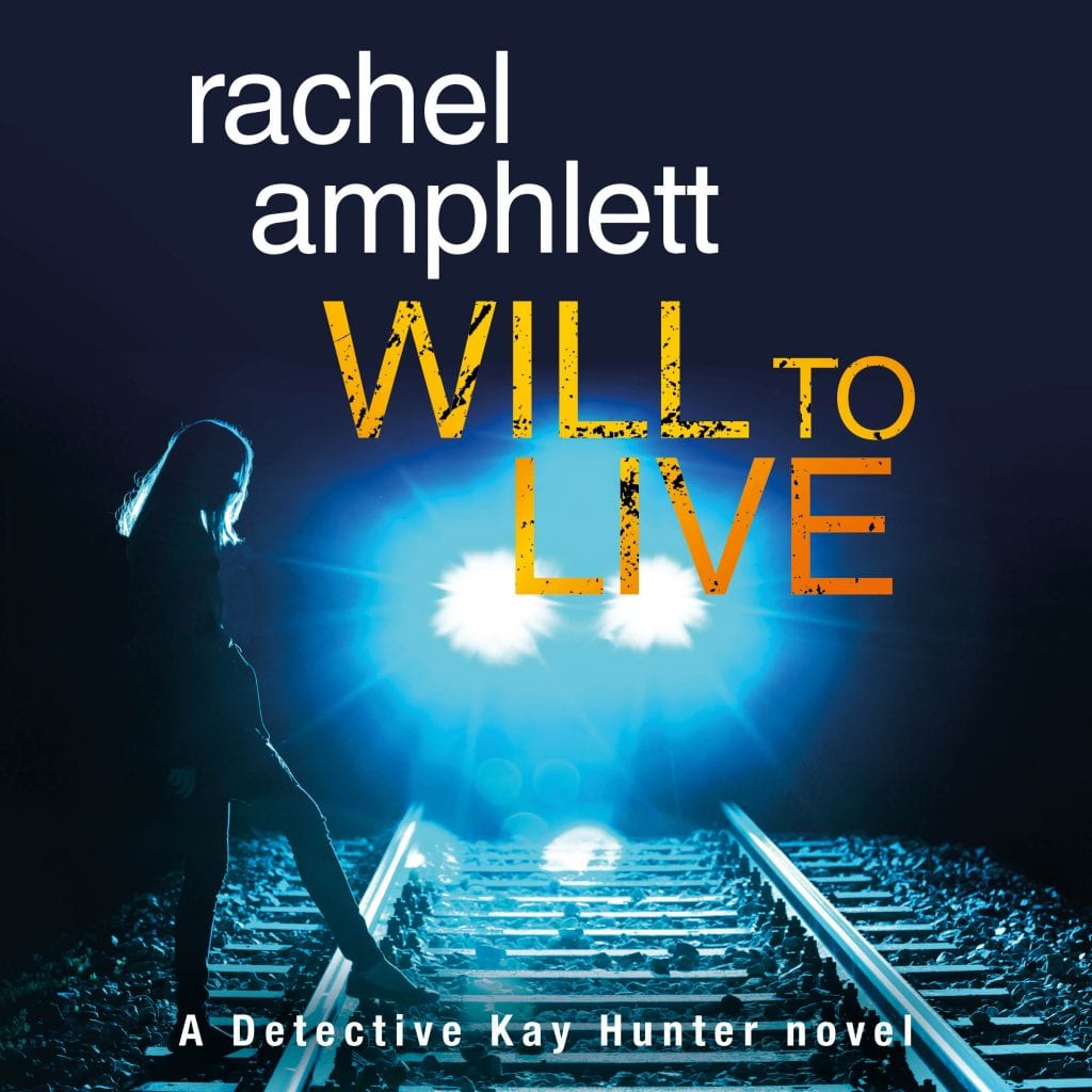Will to Live by Rachel Amphlett, narrated by Ailson Campbell