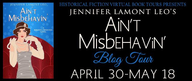 Ain't Misbehavin' blog tour via HFVBTs