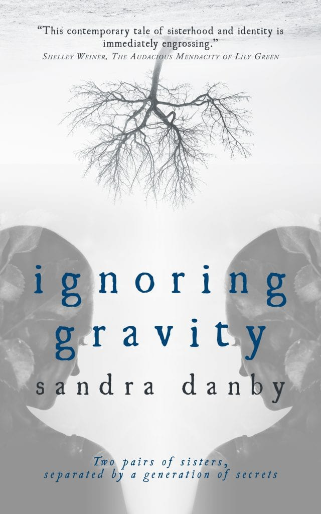 "#WaitingOnWednesday No.4 | ""Ignoring Gravity"" (Identity Detectives series, Book One) by Sandra Danby on the eve of the second installment being published: 'Connectedness'"