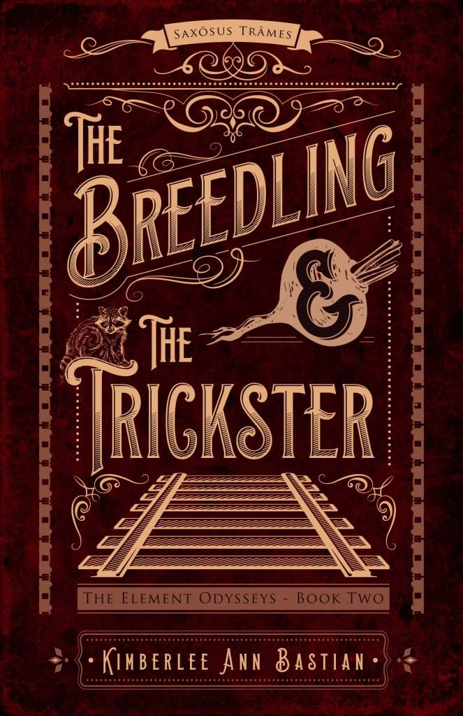 "Blog Book Tour | A special scrapbook glimpse into an author's tour & a review of ""The Breedling and The Trickster"" (Book Two: Element Odyssey series) by Kimberlee Ann Bastian"