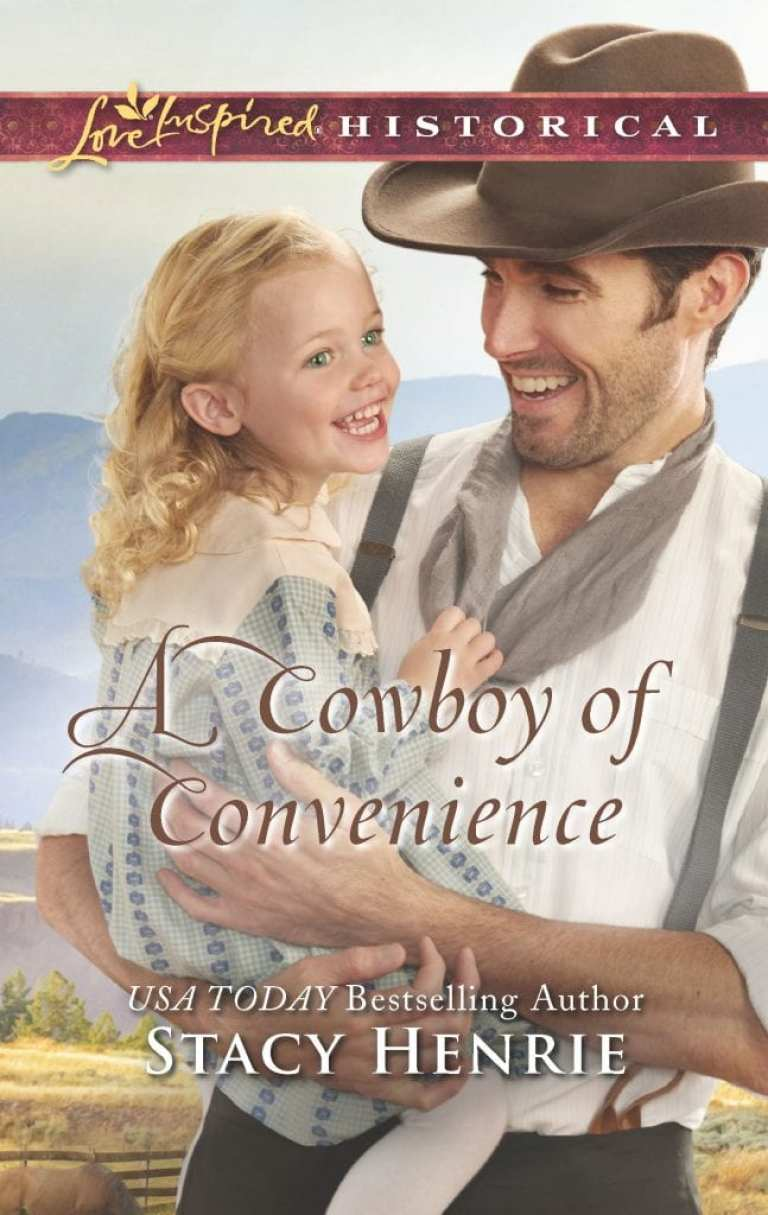 "Blog Book Tour | ""A Cowboy of Convenience"" (Book Two: Sheridan Sweethearts series) by Stacy Henrie A #HistRom from #LoveINSPIRED #Historical"