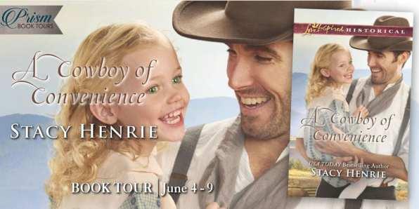 A Cowboy of Convenience blog tour via Prism Book Tours