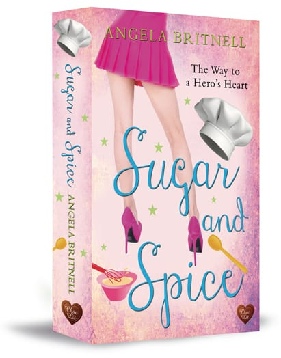 "Book Review | ""Sugar and Spice"" by Angela Britnell #ChocLitSaturdays"