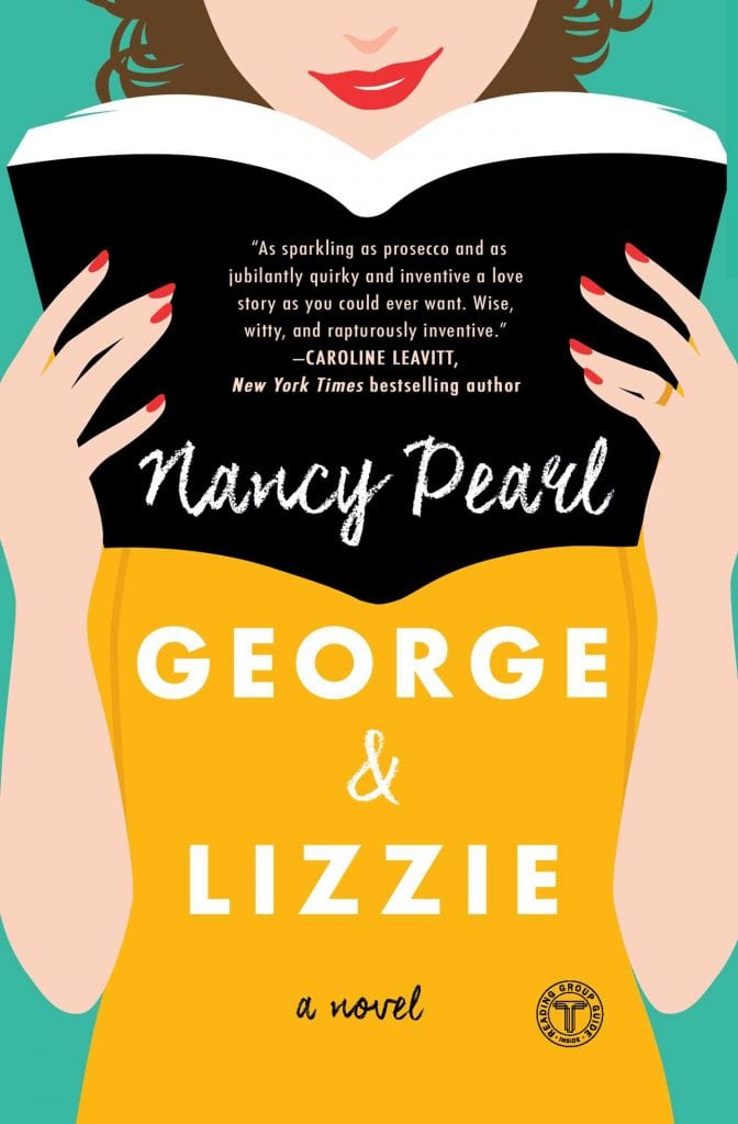 "Book Review | ""George and Lizzie"" by Nancy Pearl A refreshingly different kind of Contemporary from the ones you might be more readily familiar!"