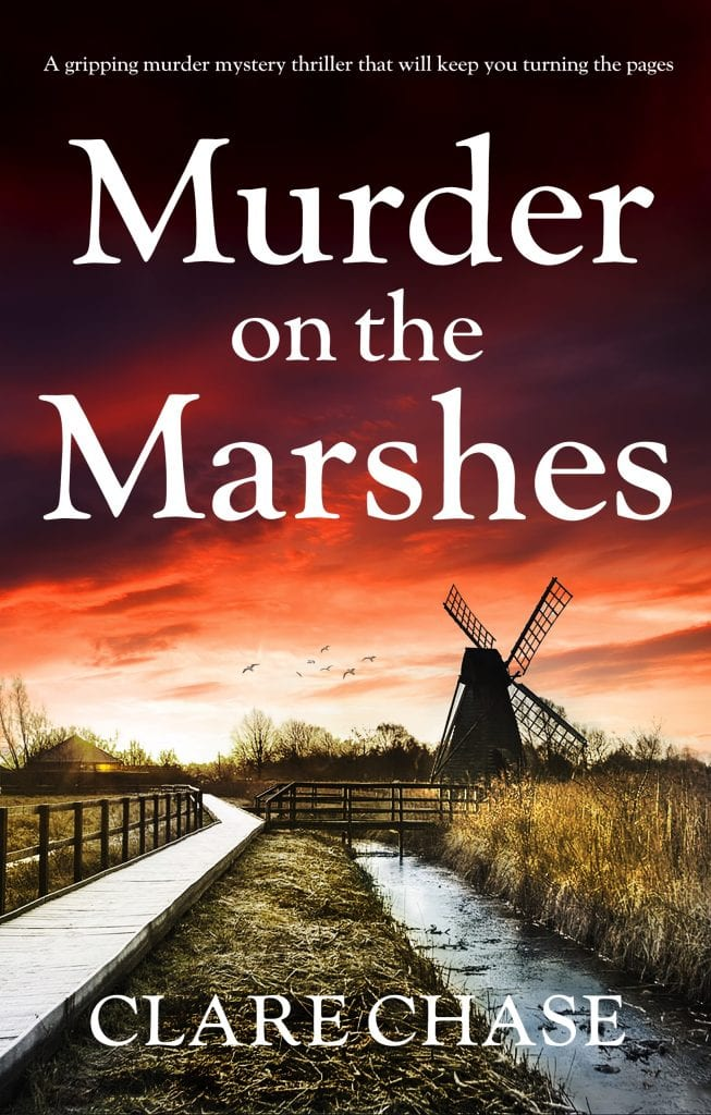 "#SaturdaysAreBookish | Celebrating the first Police Procedural Thriller of this series & my second Autumnal guest author via #SatBookChat: ""Murder on the Marshes"" (Book One: Tara Thorpe Mysteries) by Clare Chase #SpooktasticReads"