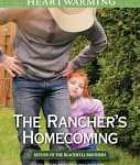 The Rancher's Homecoming by Anna J. Stewart