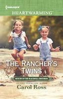 The Rancher's Twins by Carol Ross