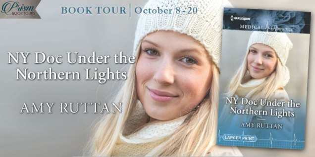 NY Doc Under the Norther Lights blog tour via Prism Book Tours