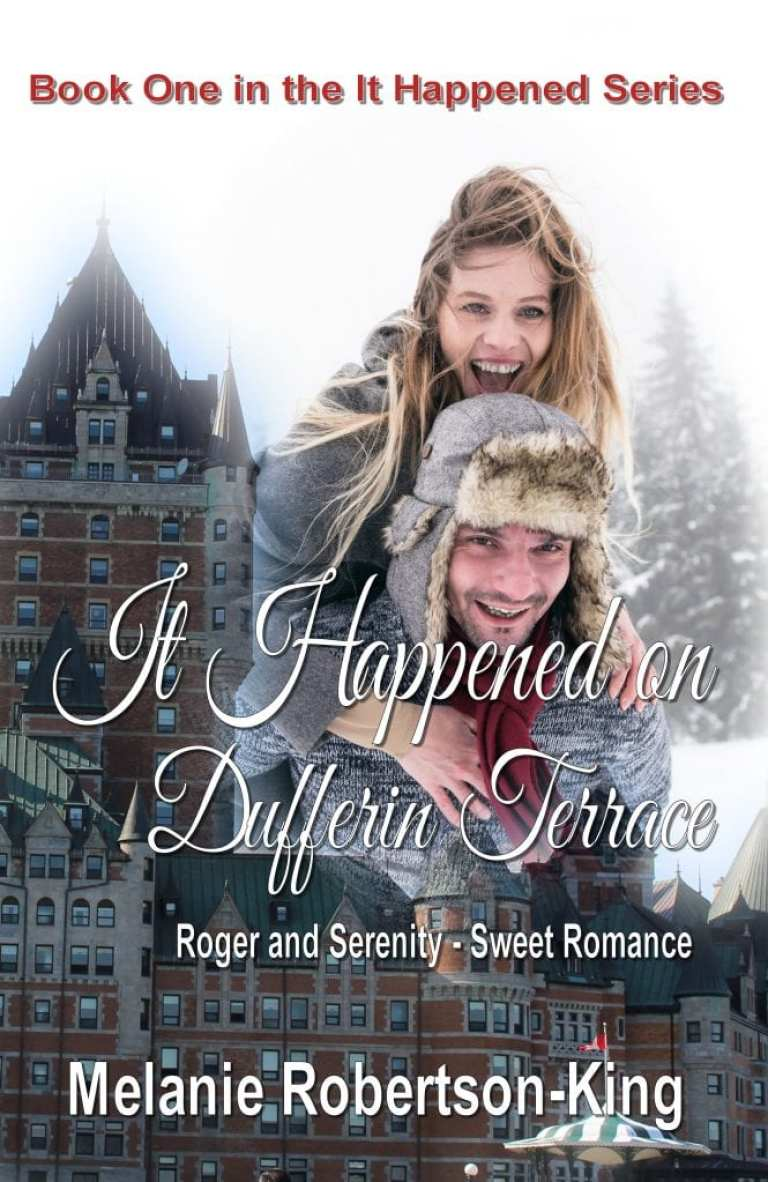"Author Q&A | feat. Melanie Robertson-King about writing the first installment of the 'It Happened… series' beginning with ""It Happened On Dufferin Terrace"", a Sweet Romance!"