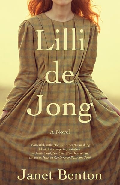 "Blog Book Tour | ""Lilli de Jong"" by Janet Benton"