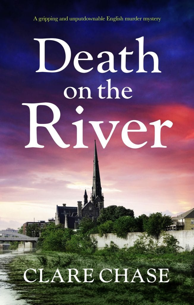 "#SpooktasticReads Audiobook Review | ""Death on the River"" (Book Two: Tara Thorpe Mysteries) by Clare Chase, narrated by Lucy Brownhill [an audiobook I began listening to during #FraterfestRAT 2019]"