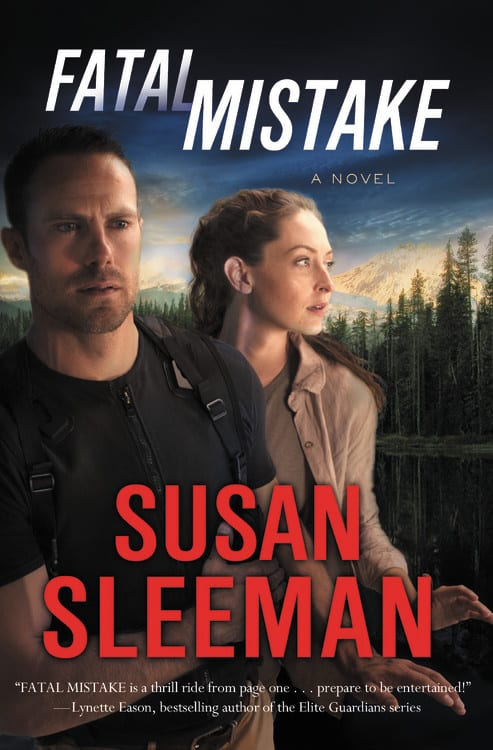 "#Sponsored by FaithWords (Publisher) | #SaturdaysAreBookish Book Review | ""Fatal Mistake"" (Book One: White Knights series) by Susan Sleeman"
