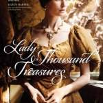 Lady of a Thousand Treasures by Sandra Byrd