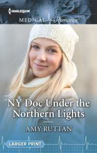 NY Doc Under the Northern Lights by Amy Ruttan