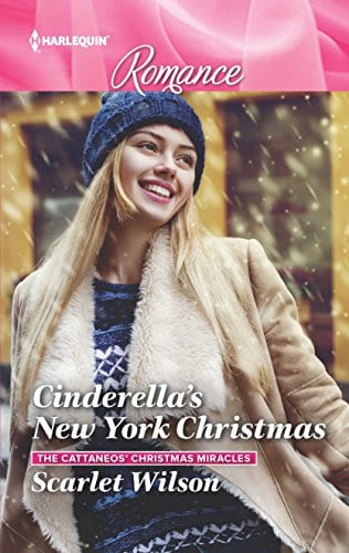 Cinderella's New York Christmas by Scarlet Wilson