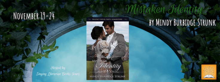 Mistaken Identity blog tour via SLB Tours
