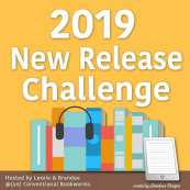 2019 New Release Challenge created by mylimabeandesigns.com for unconventionalbookworms.com and is used with permission.
