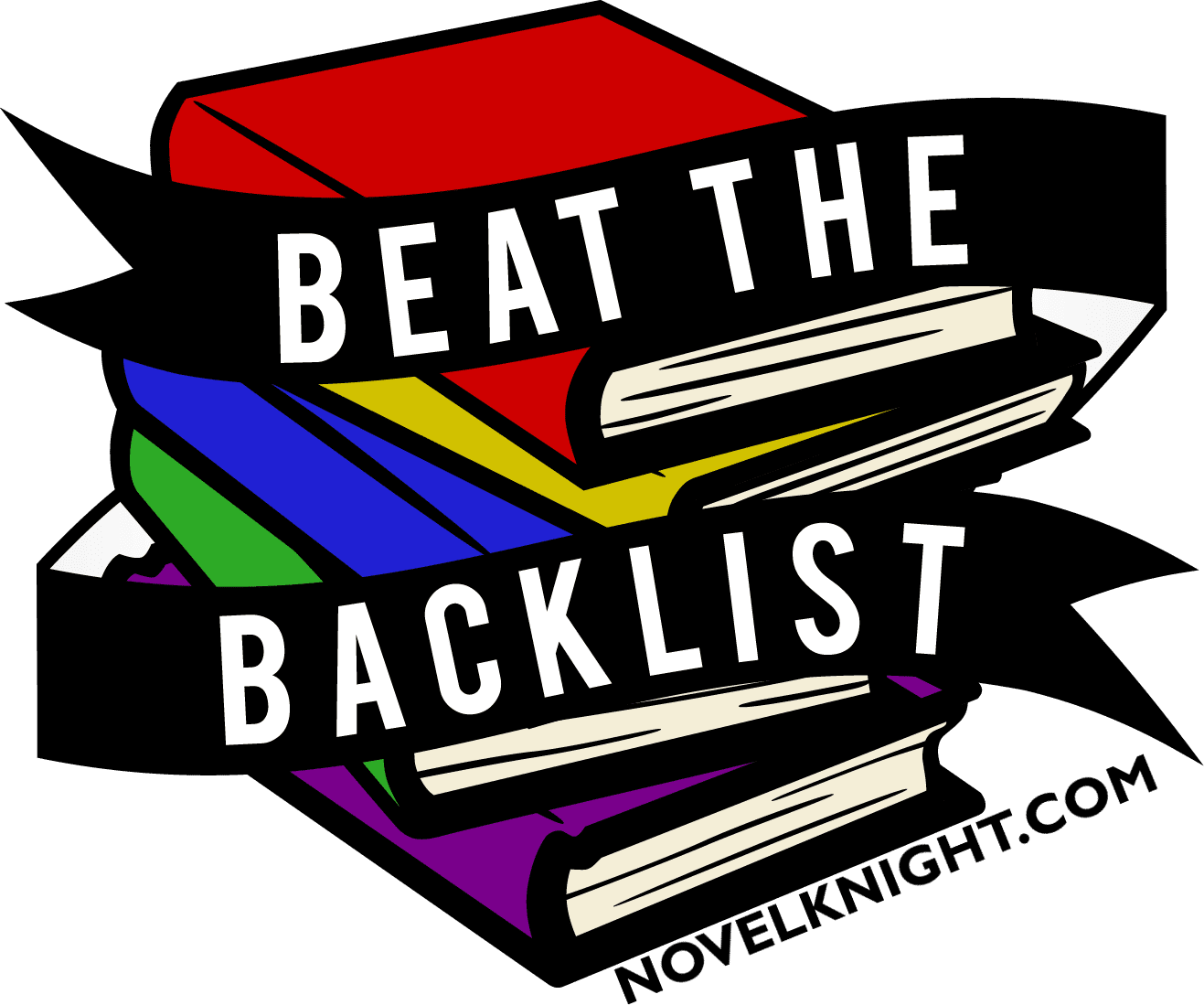Beat the Backlist badge created by Austine at A Novel Knight and is used with permission.