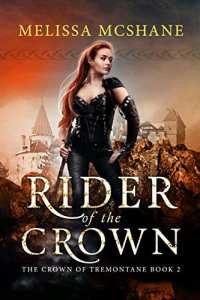 Rider of the Crown by Melissa McShane