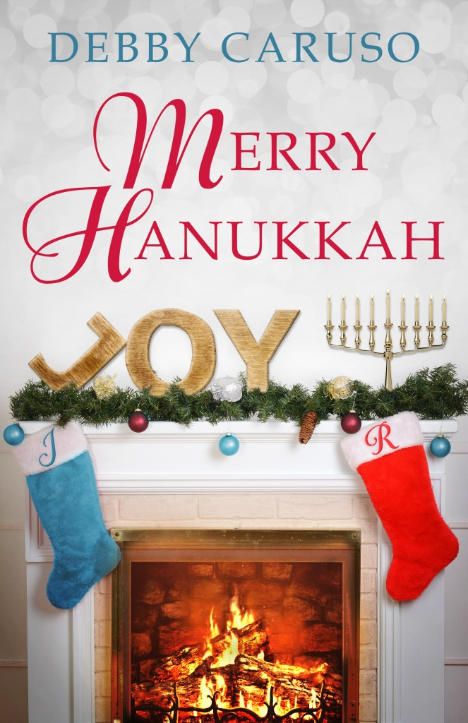 "A very #blogmas #SaturdaysAreBookish | ""Merry Hanukkah"" by Debby Caruso"
