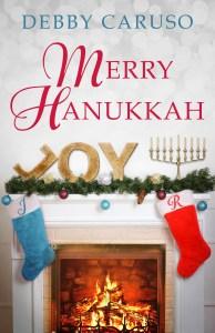 Merry Hanukkah by Debby Caruso