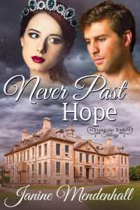 Never Past Hope by Janine Mendenhall