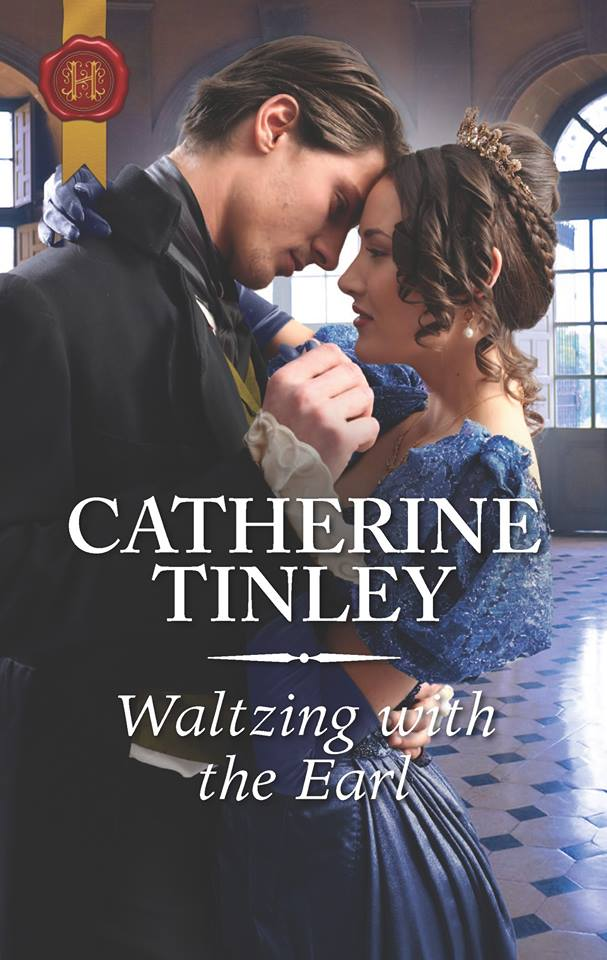 Waltzing with the Earl by Catherine Tinley