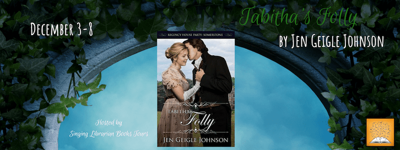 Tabitha's Folly blog tour via SLBtours.