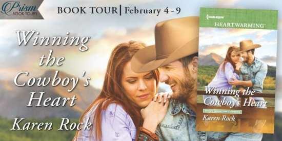 Winning the Cowboy's Hearts blog tour via Prism Book Tours