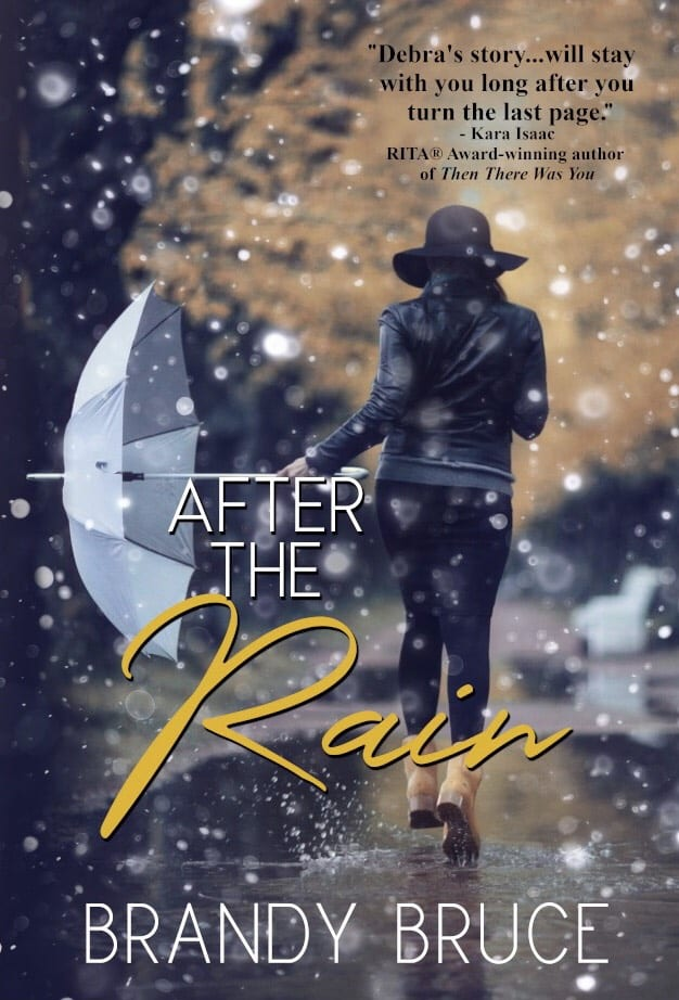"A St. Valentine's Book Review | ""After the Rain"" (sequel to ""The Last Summer"") by Brandy Bruce Returning to a series I discovered last Summer when I focused on reading more #INSPY and discovered a lovely new author in Ms Bruce!"