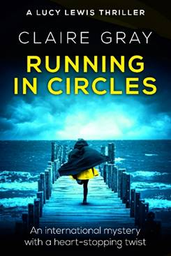"Author Interview | #JorieReads Crime Dramas, Thrillers & novels of Suspense quite regularly which is why this debut novelist Claire Gray and her story ""Running in Circles"" caught her eye!"