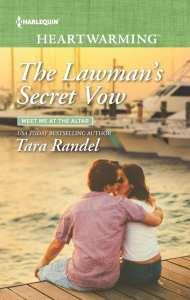 The Lawman's Secret Vow by Tara Randel