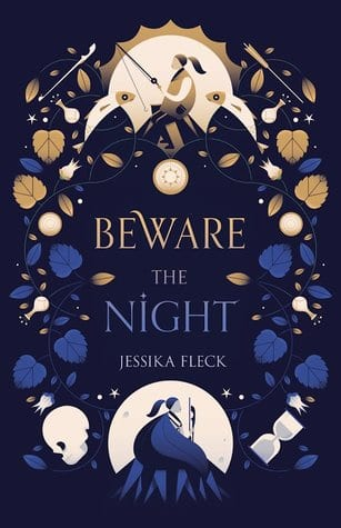 Beware the Night blog tour via Xpresso Book Tours