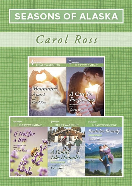 Seasons of Alaska series by Carol Ross