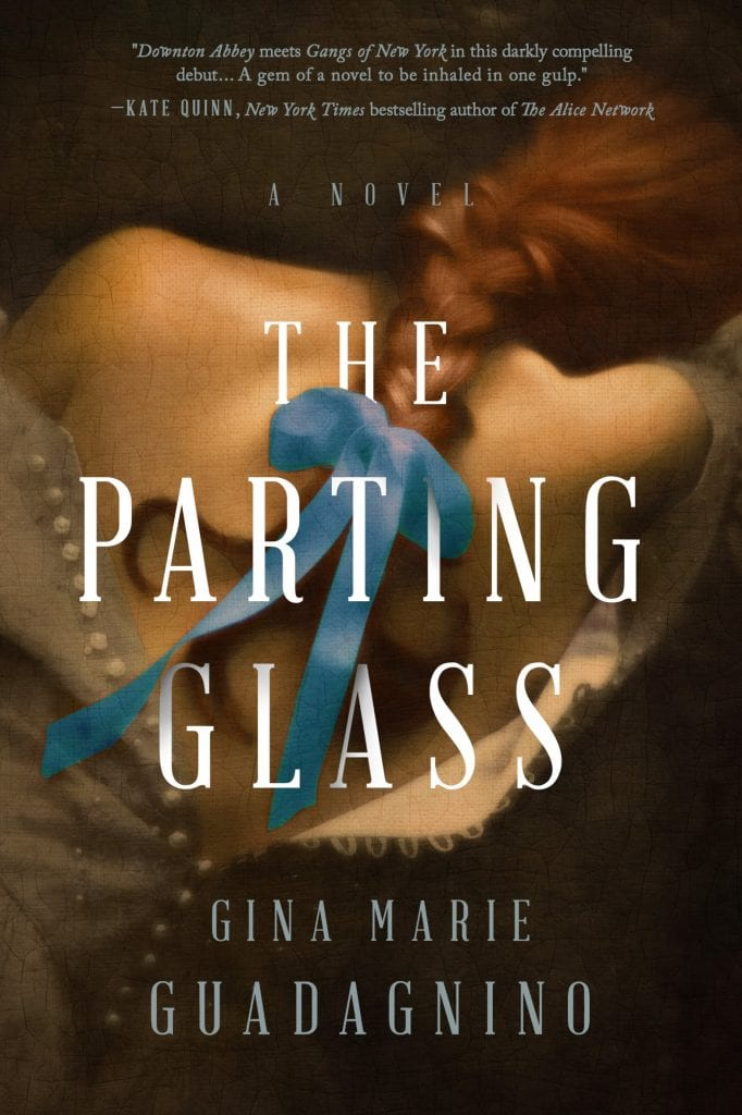 "Book Spotlight | ""The Parting Glass"" by Gina Marie Guadagnino"
