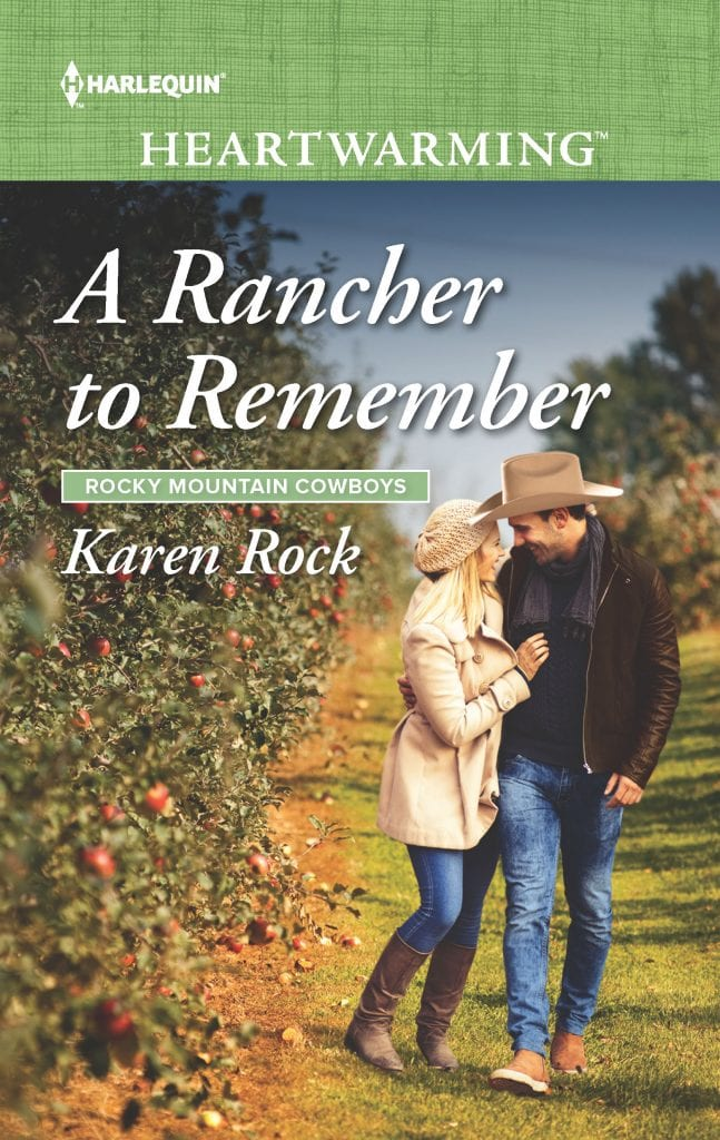 "Blog Book Tour | ""A Rancher to Remember"" (Book Six: Rocky Mountain Cowboys) by Karen Rock This one has a thrilling opening chapter and doesn't let up on the dramatic revelations thereafter!"