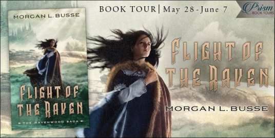 Flight of the Raven blog tour via Prism Book Tours