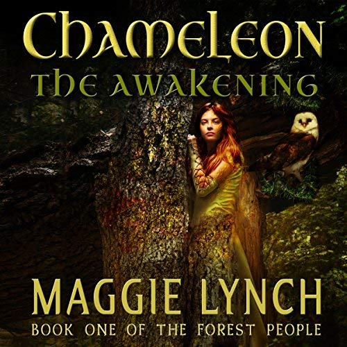 Ahead of #WyrdAndWonder, an Audiobook Spotlight | The Forest People series by Maggie Lynch (narrated by Rachel Jacobs) where the fantastical and paranormal entwine through a YA Fantasy arc!