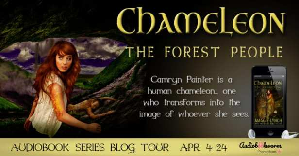 The Forest People audiobook series blog tour via Audiobookworm Promotions