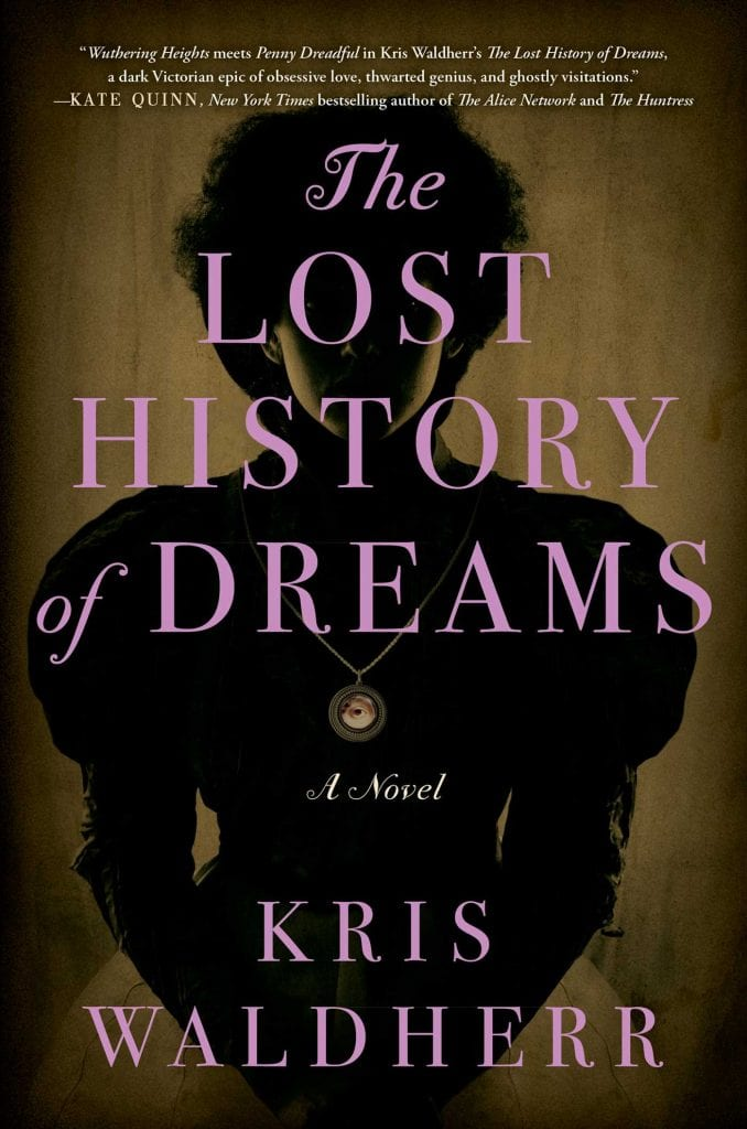 "Author Interview | In conversation discussing ""The Lost History of Dreams"" with Kris Waldherr taking us into her research and inspiration behind the topics explored in the novel!"