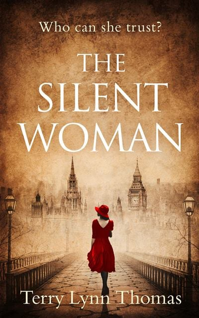 "Author Interview | Discussing writing a Historical Mystery within the pages of ""The Silent Woman"" (Book One: Cat Carlisle series) with Terry Lynn Thomas"