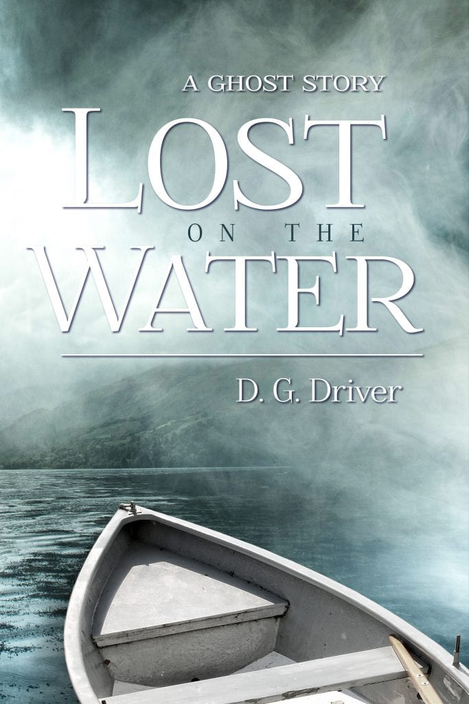 "#EnterTheFantastic with #WyrdAndWonder as #JorieReads | Book Review of ""Lost on the Water"" by D.G. Driver"