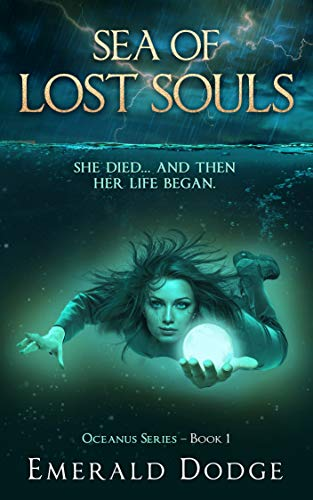 "#EnterTheFantastic as #JorieReads this #WyrdAndWonder | Book Review of ""Sea of Lost Souls"" by Emerald Dodge a story which echoes why I loved #Mythothon!"