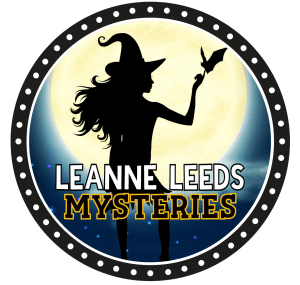 Leanne Leeds author logo provided by the author and used with permission.